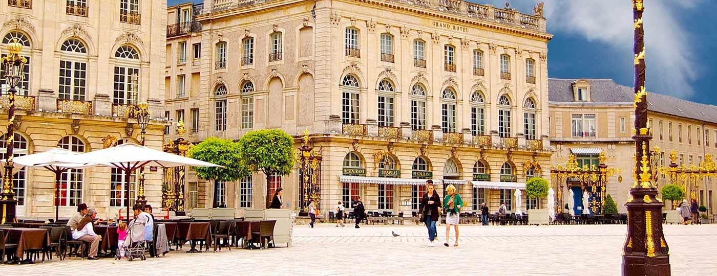 Günstiges Wochenende in Nancy: Geführte Besichtigung des Zentrums von Lothringen