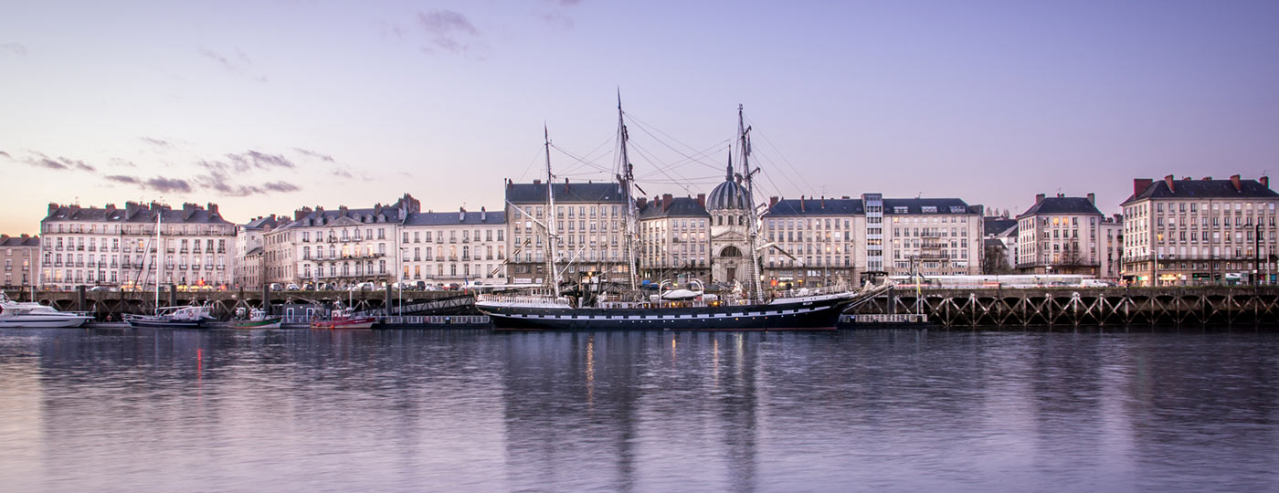 Low cost holidays in Nantes: visit a pristine, creative city