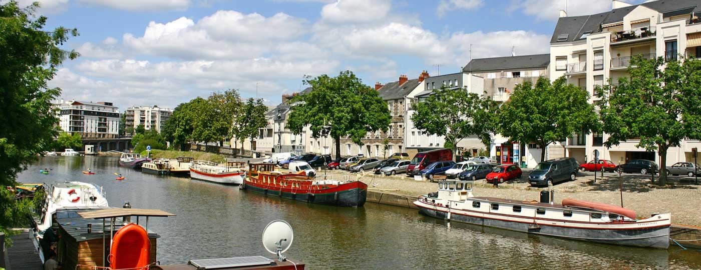 Günstiges Wochenende in Nantes: lassen Sie sich durch die Hafenstadt führen