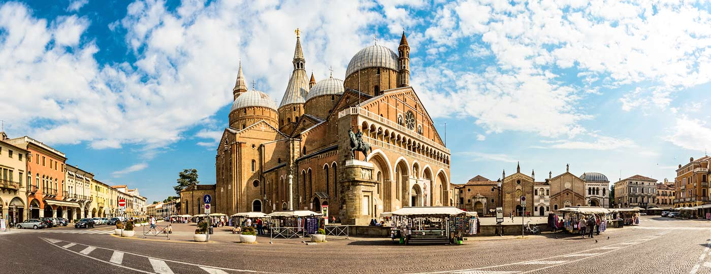 Vacanze low cost a Padova