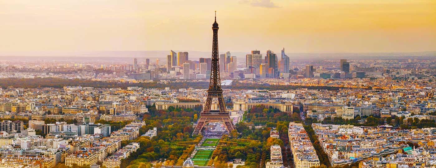 Ein günstiges Wochenende in Paris: eine Führung zu den wichtigsten Sehenswürdigkeiten