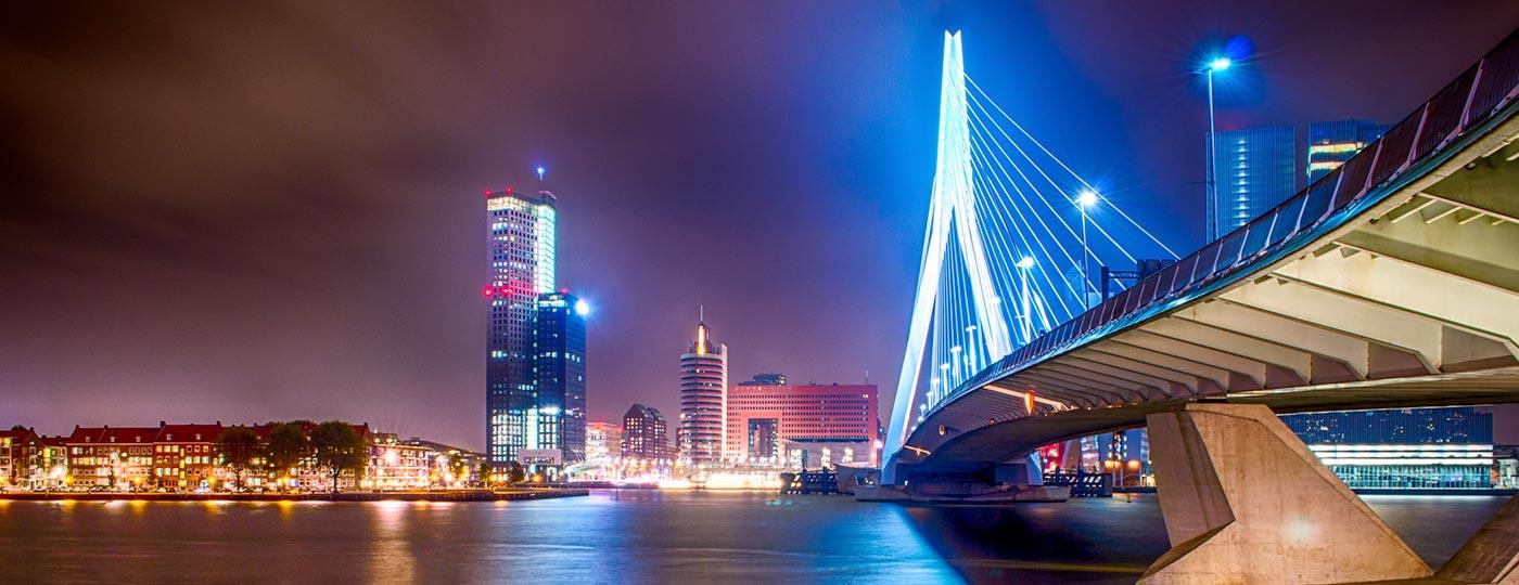 Preiswert unterwegs in Rotterdam