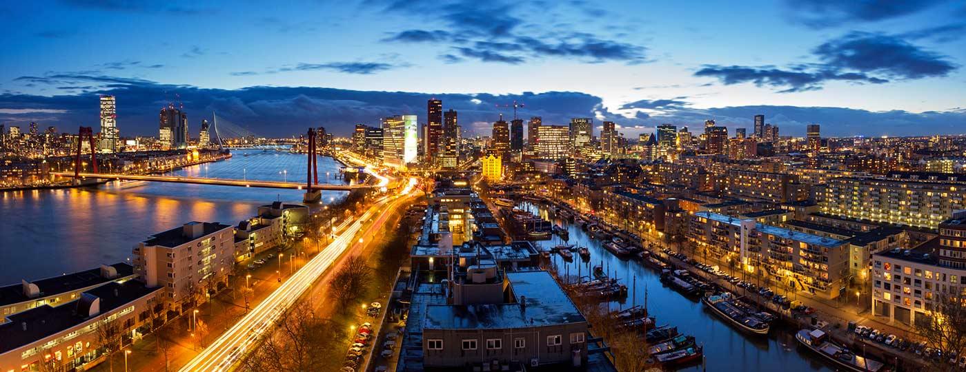 Market shopping in Rotterdam