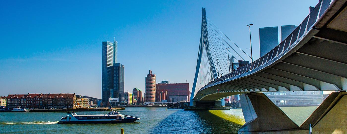 Ausgehen in Rotterdam