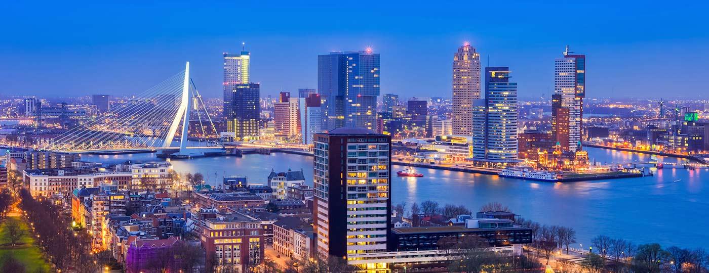 Rotterdam: a cultural haven