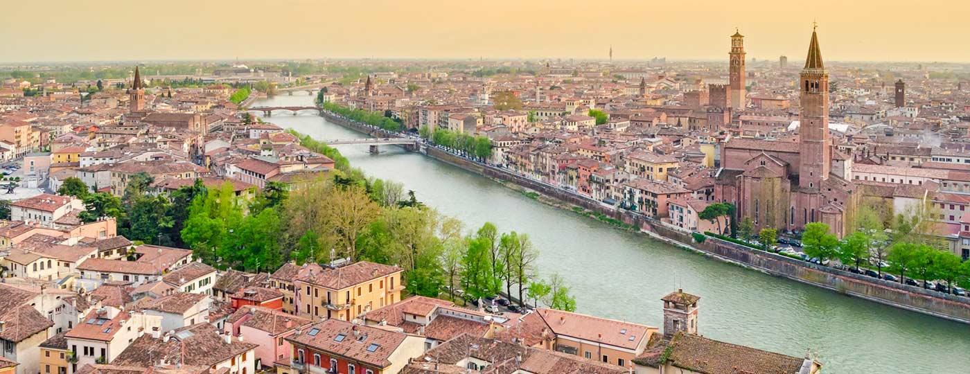 Week end low cost a Verona