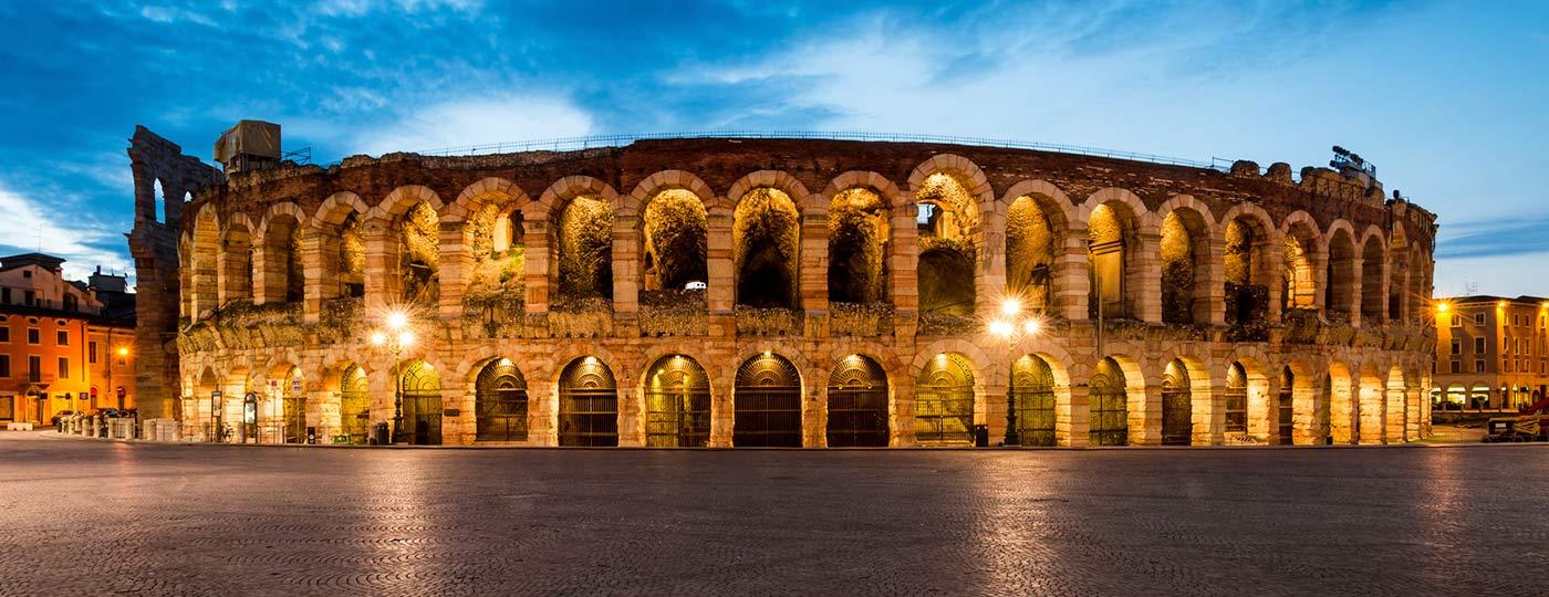 8 Luoghi da vivere a Verona