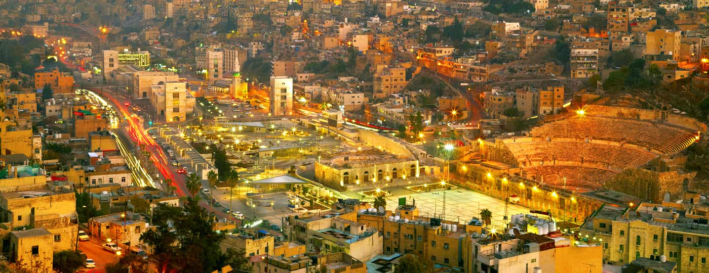 Where to Eat - Restaurants in Amman