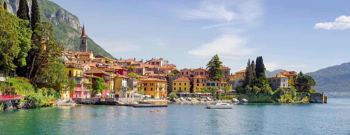 Relax e cultura sul lago di Como