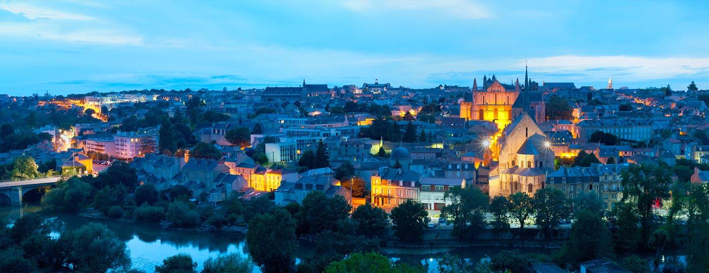 Découvrir Poitiers : que faire avec un petit budget ?