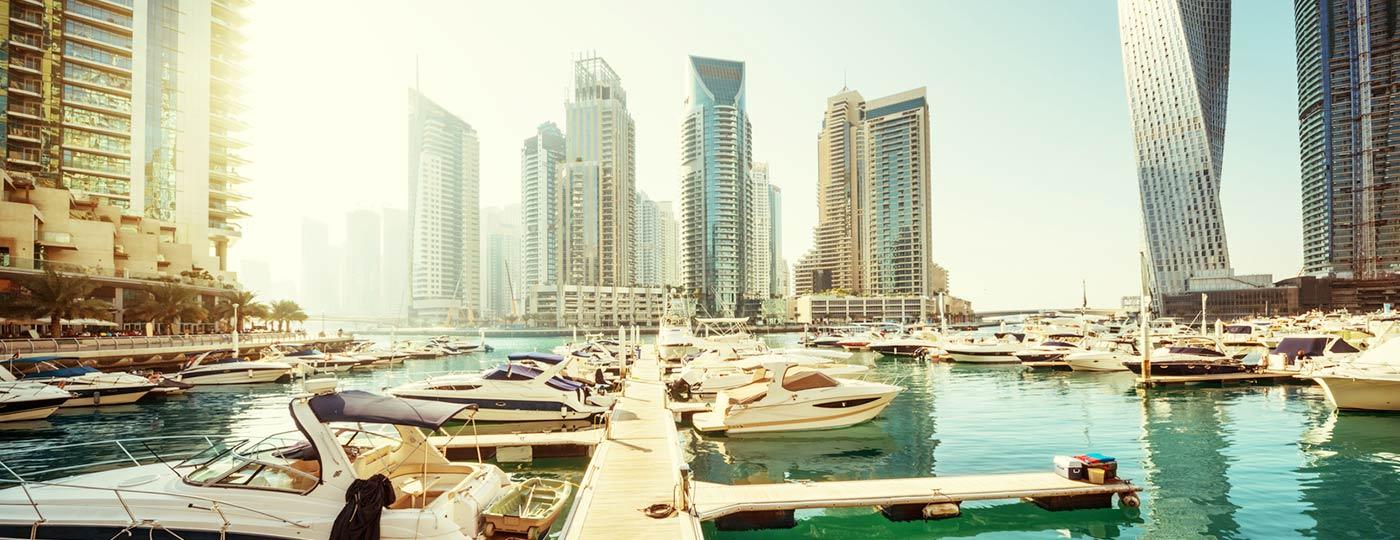 Soggiorno di coppia a Dubai