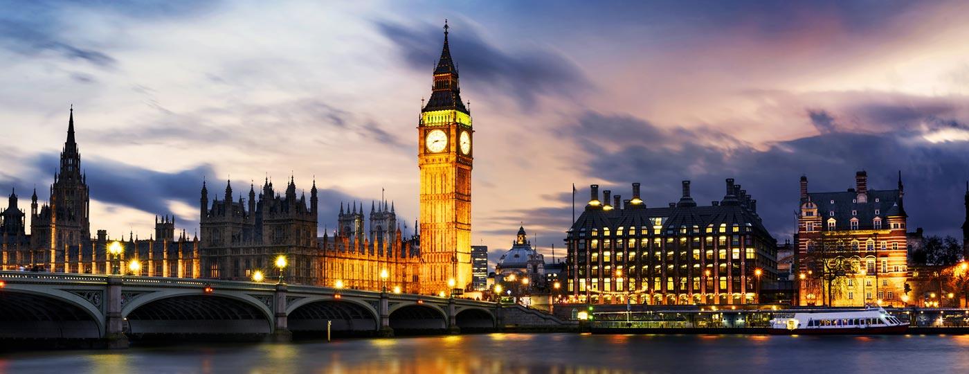Vacanza di coppia a Londra