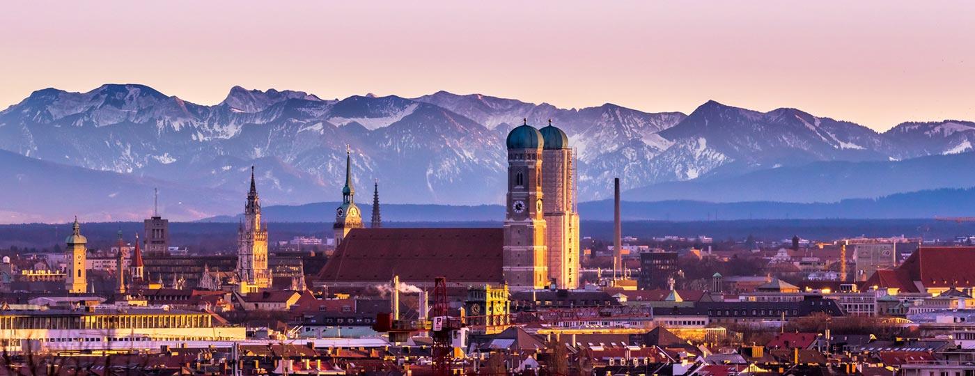 Vacanza economica a Monaco di Baviera