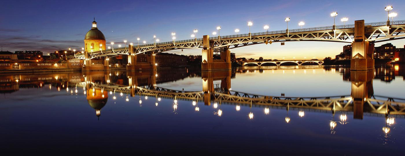 Inmersión cultural durante unas vacaciones baratas en Toulouse