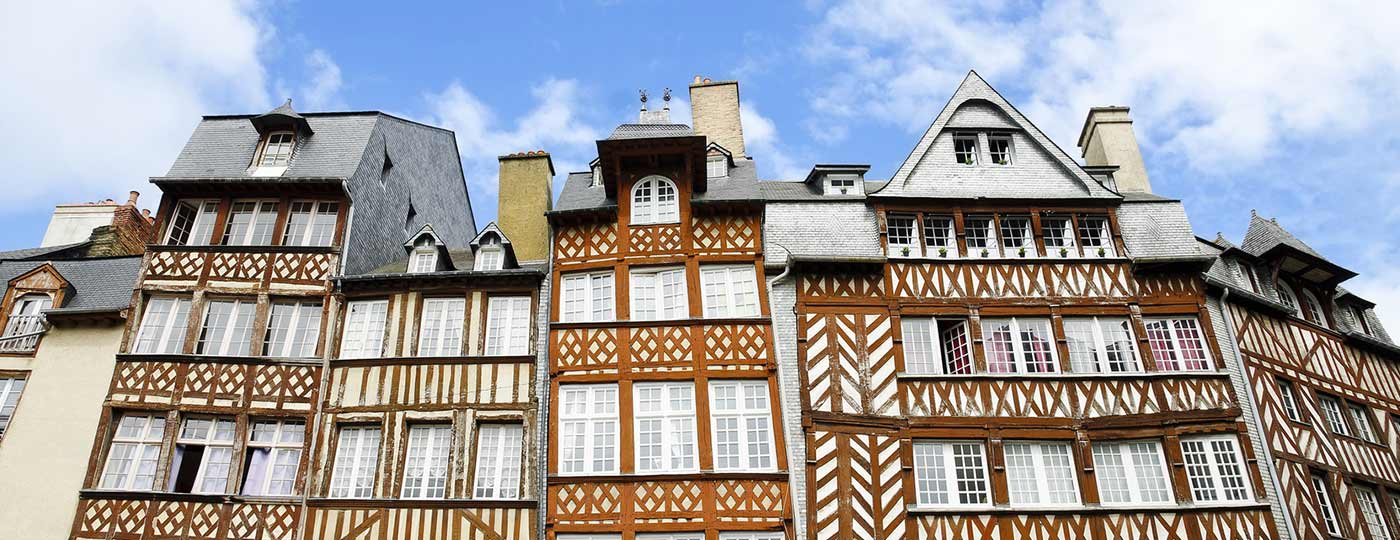 Hotel barato en Rennes, un recorrido a través de la historia de la ciudad bretona