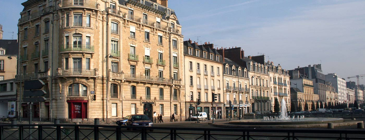 For convivial weekends away, choose a cheap break in Rennes