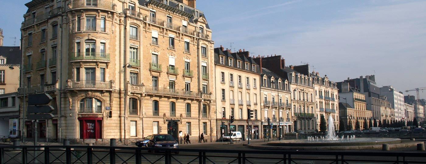 Regalati un soggiorno conviviale durante un week-end a basso costo a Rennes