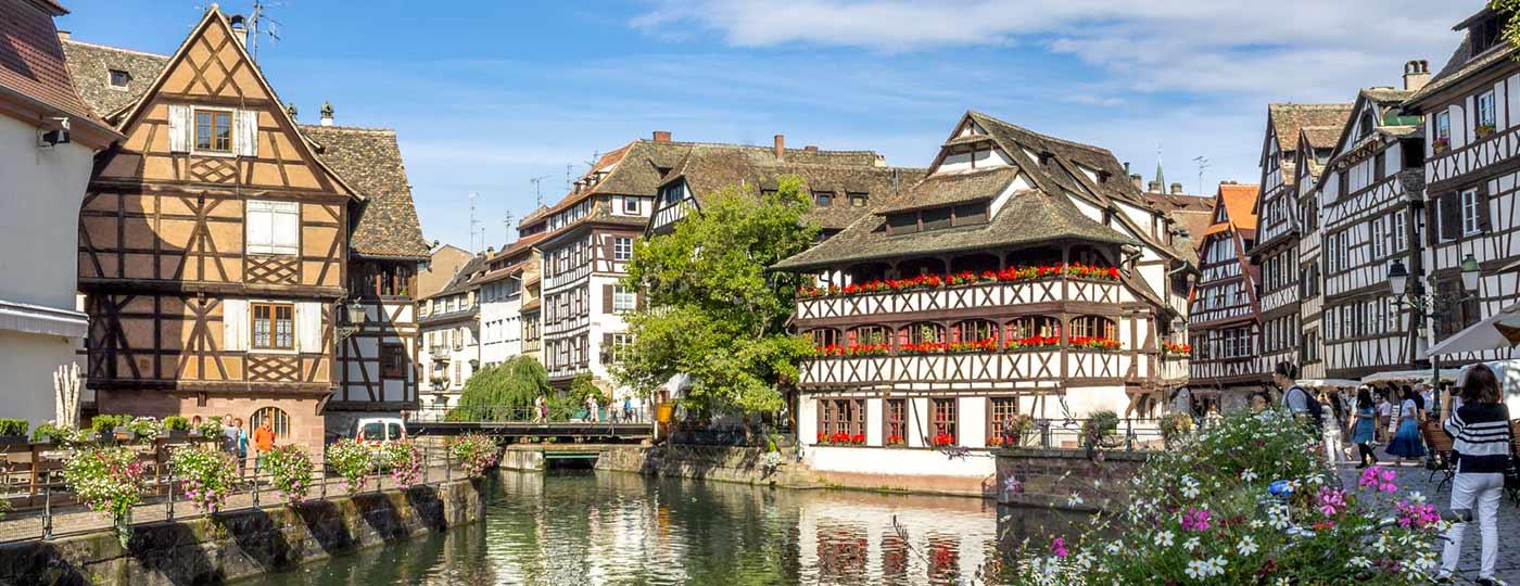 Machen Sie einen Ausflug in den Nordosten mit einem preisgünstigen Hotel in Straßburg