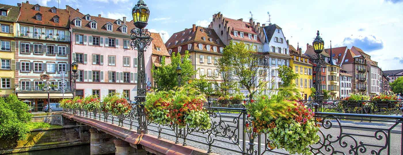 Treat yourself to a cheap but bucolic weekend in Strasbourg