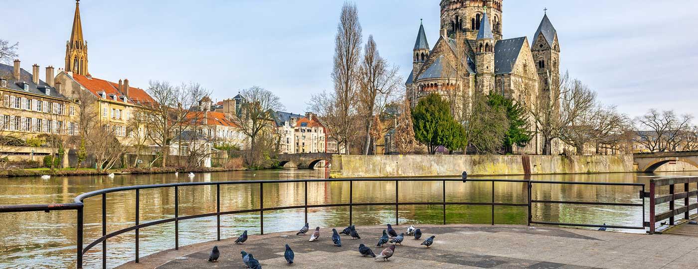 Planen Sie Ihre Konferenz in Lothringen