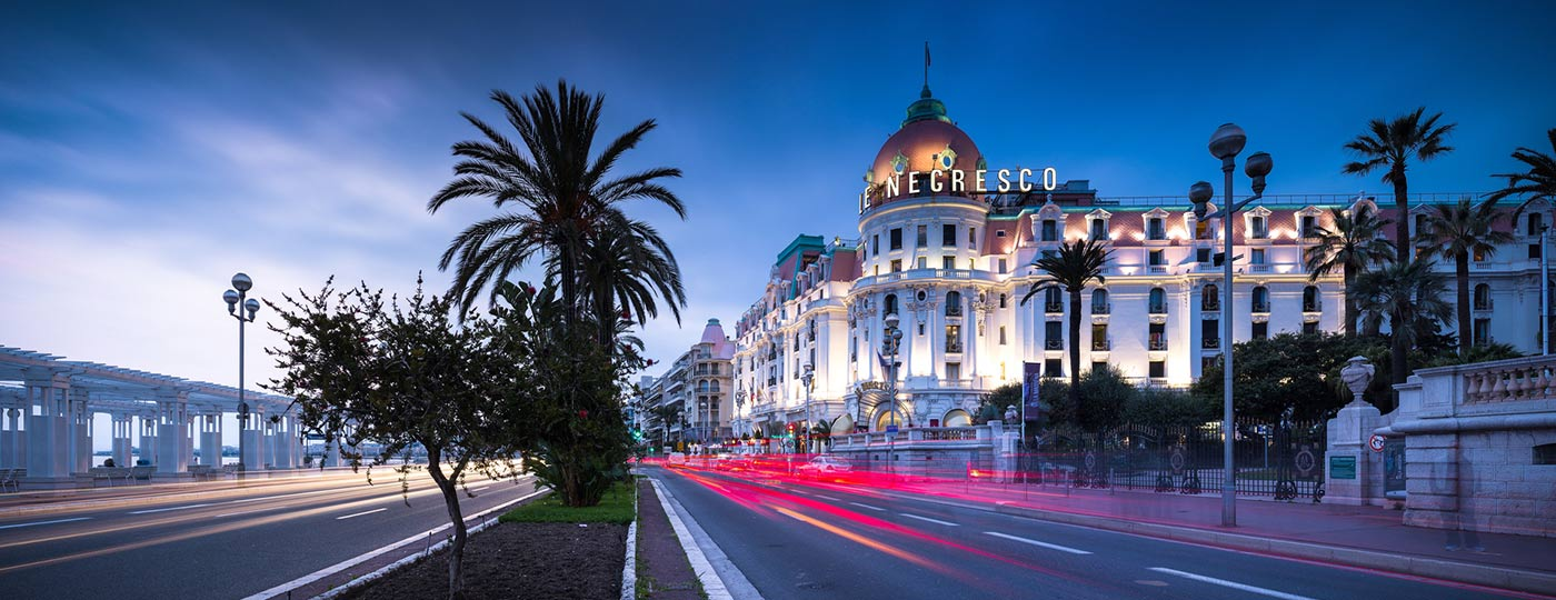 Descubre el radiante espíritu creativo de Niza