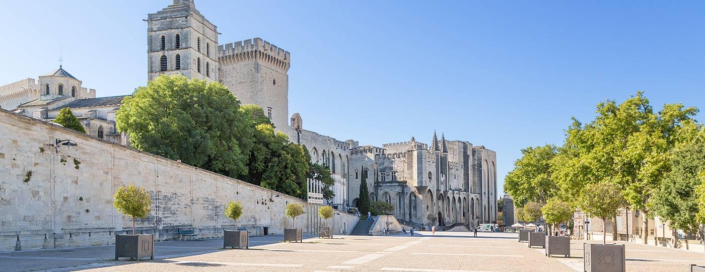 Escape to the heart of Avignon's heritage