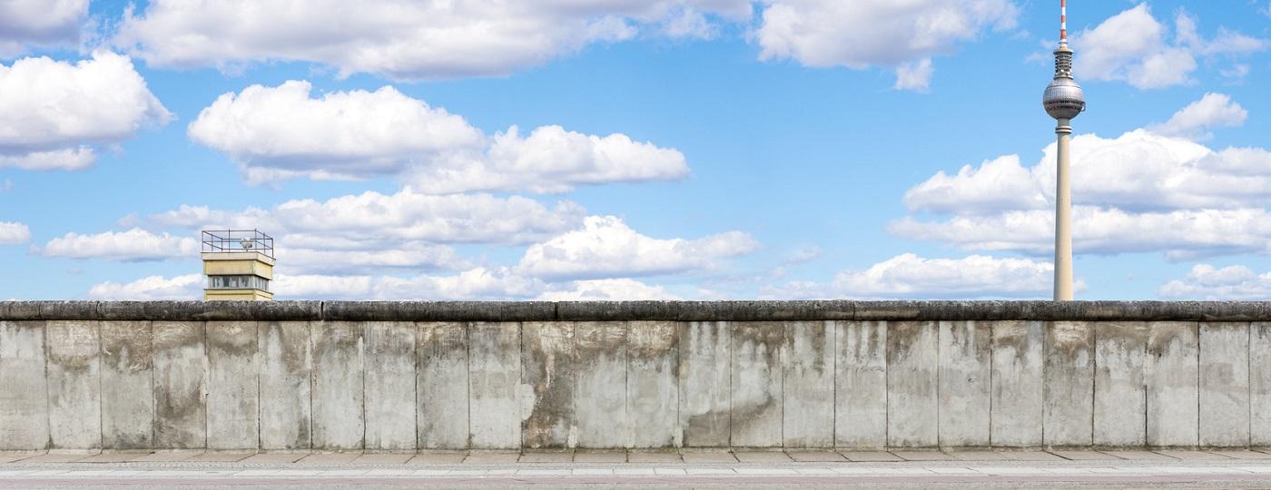 Resti del Muro di Berlino