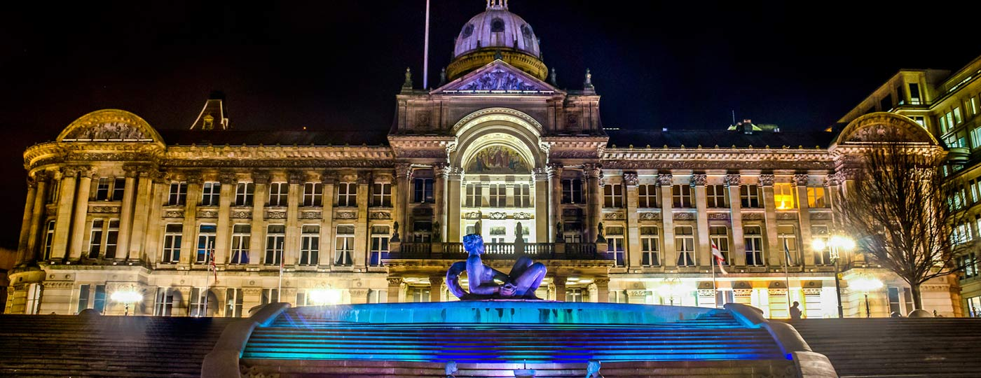 Places to visit in Birmingham