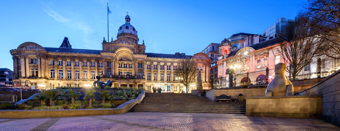 Short weekend in Birmingham