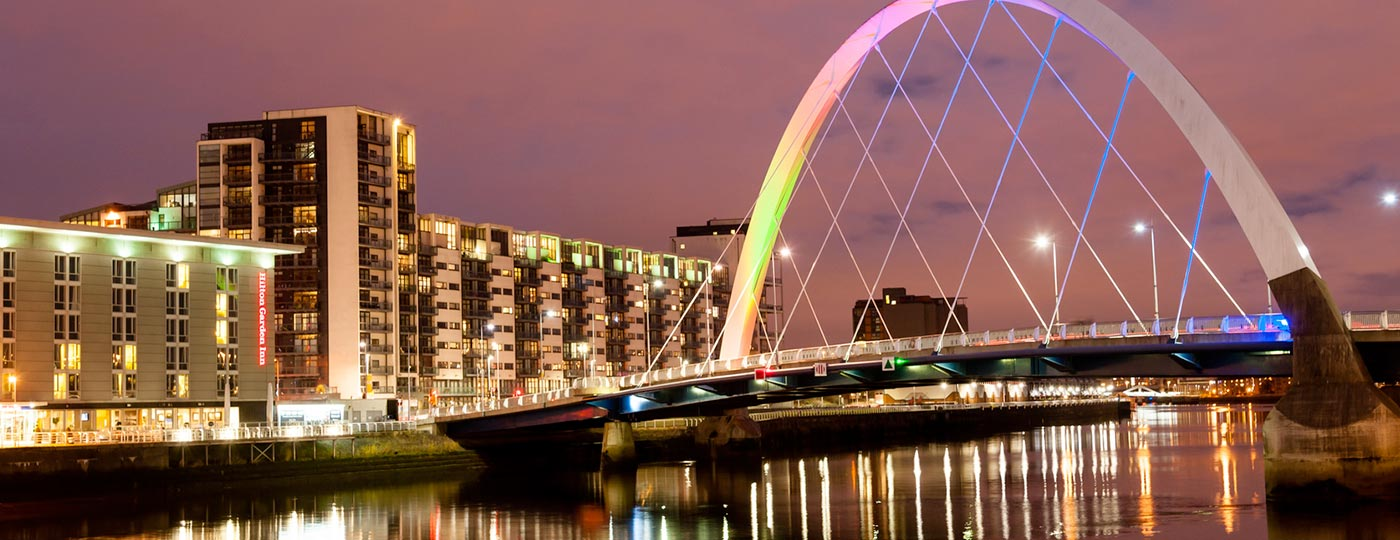 Holiday in Glasgow