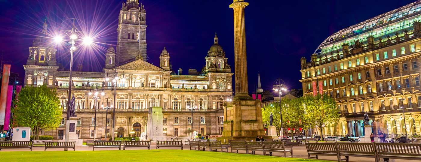 Glasgow history