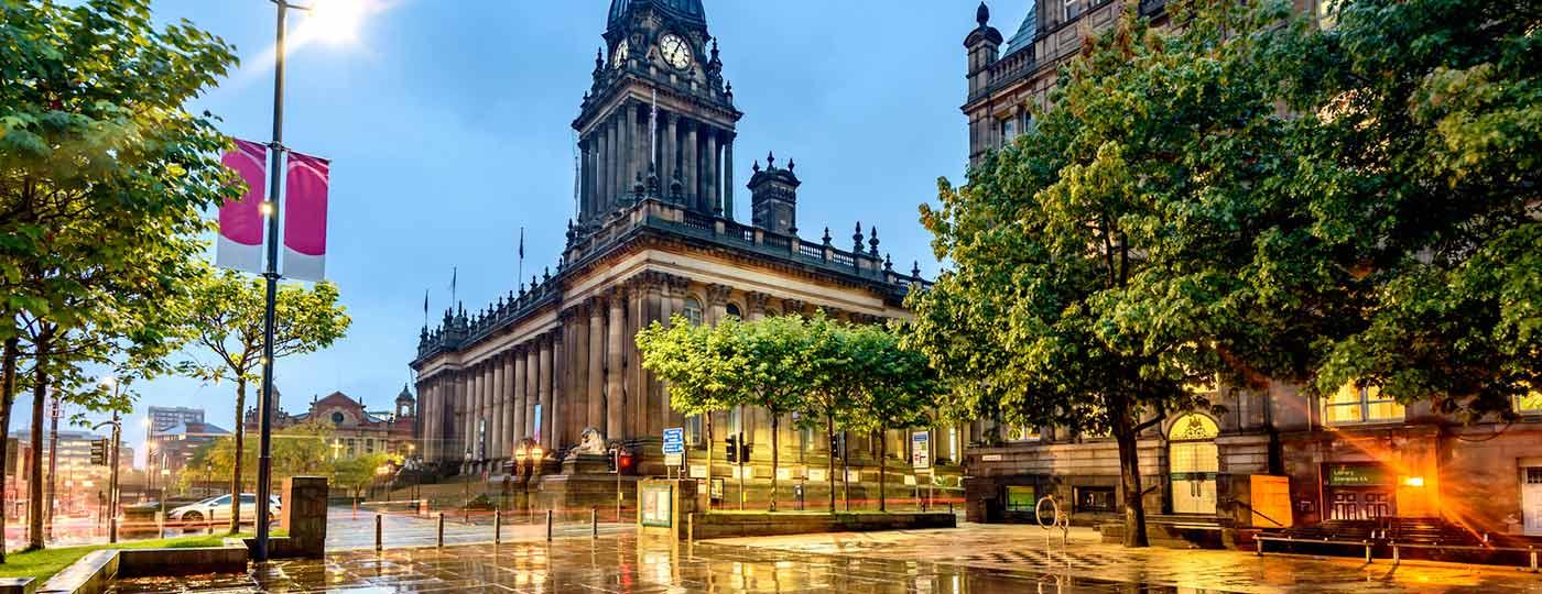 Restaurant guide Leeds