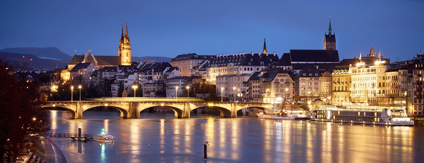 Basel, capital city of arts