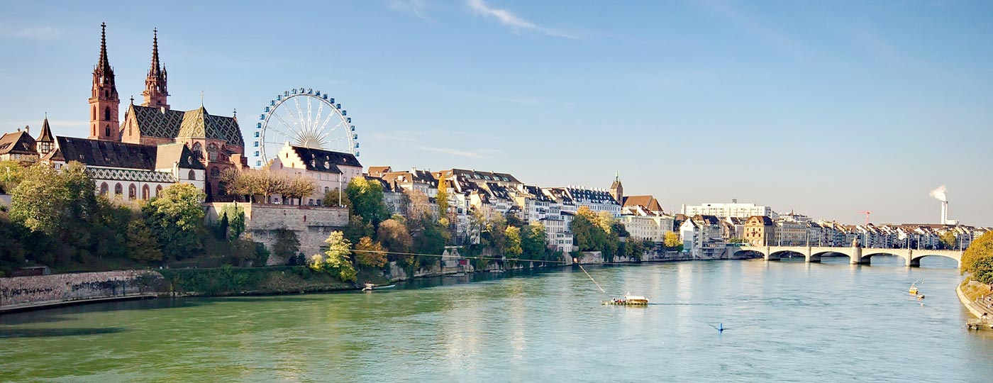 Entdecken Sie das lebendige, innovative und unkonventionelle Basel