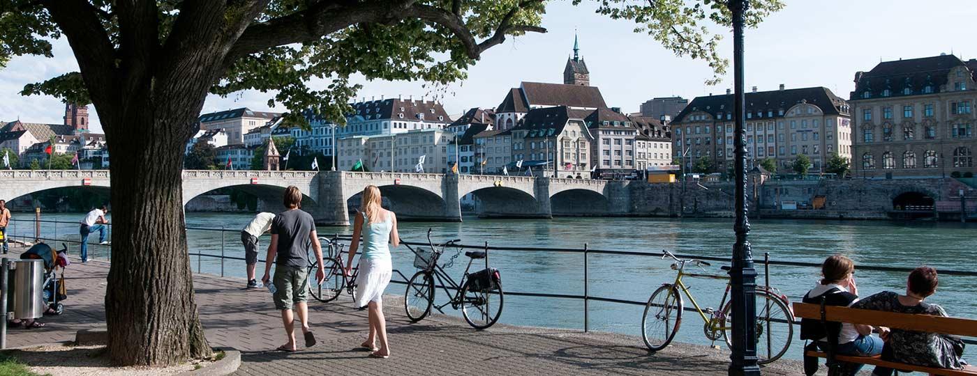 Bâle, capitale des arts et ville aux 40 musées