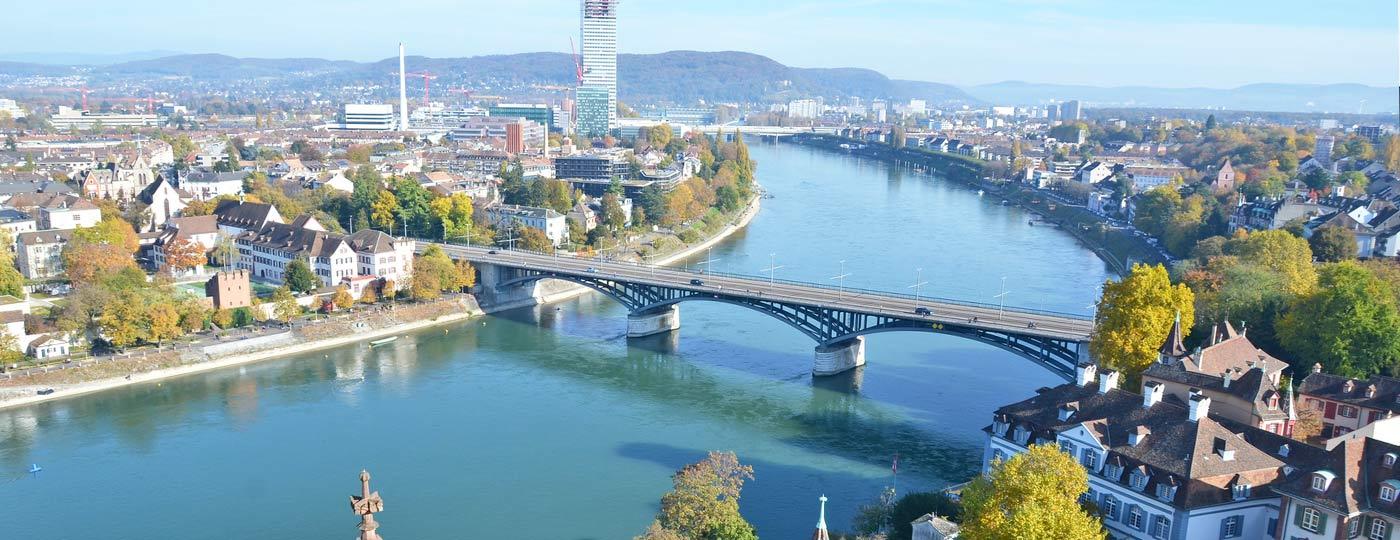Entdecken Sie die verborgenen Juwelen von Basel, Stadt der Geschichte und Kultur