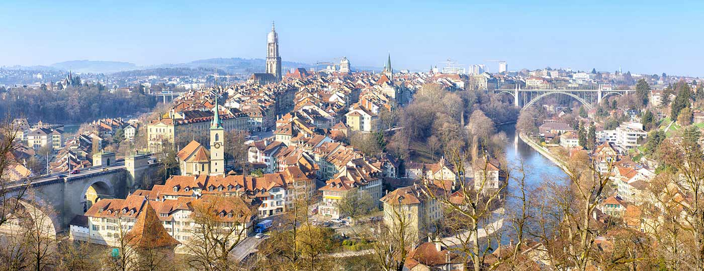 A journey through Time in Bern