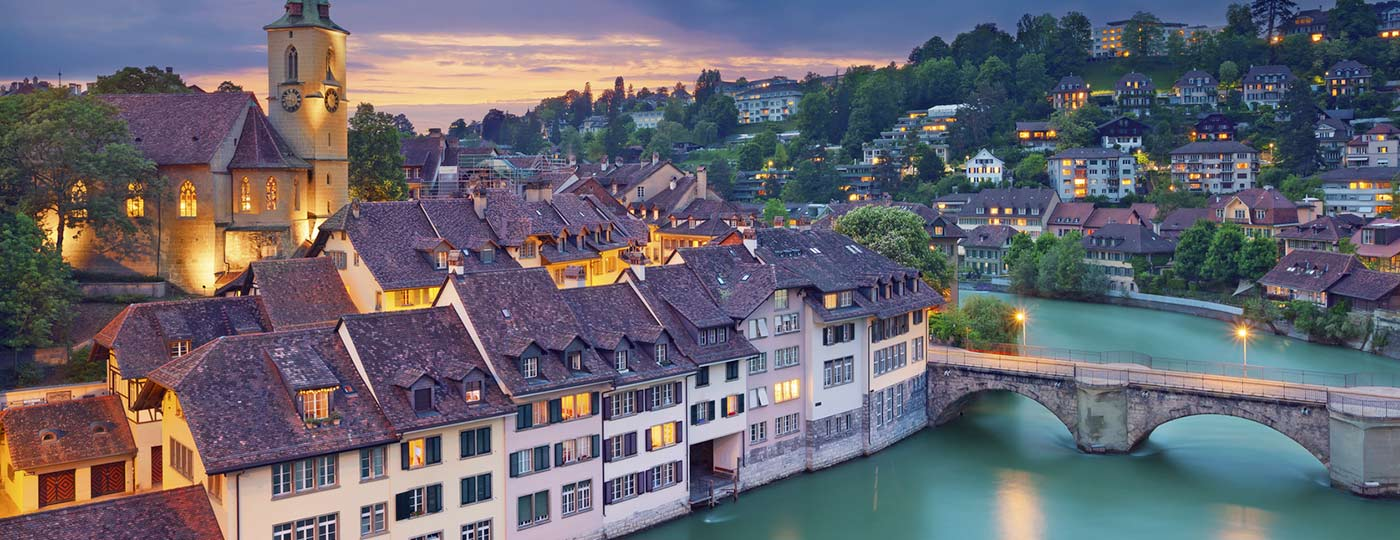 Bern, attractive and dynamic medieval city