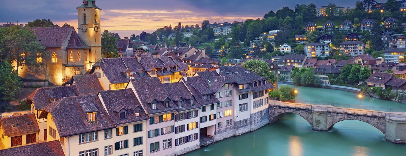 Berna, città medievale attraente e dinamica