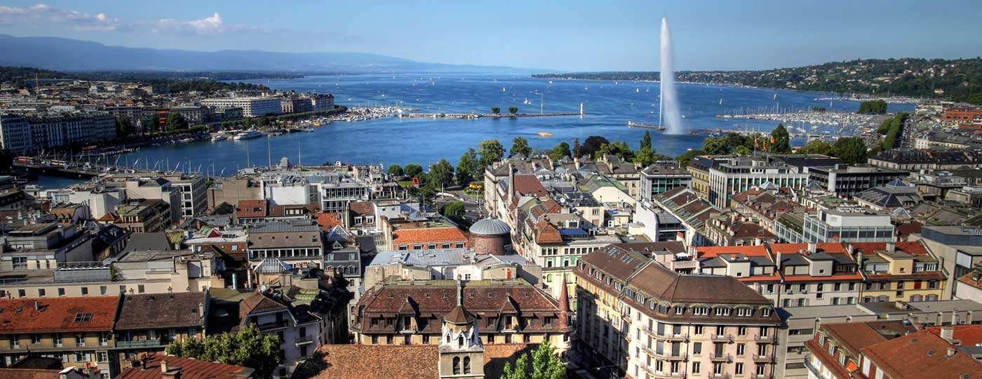 Enjoy a cultural getaway in the city of Geneva