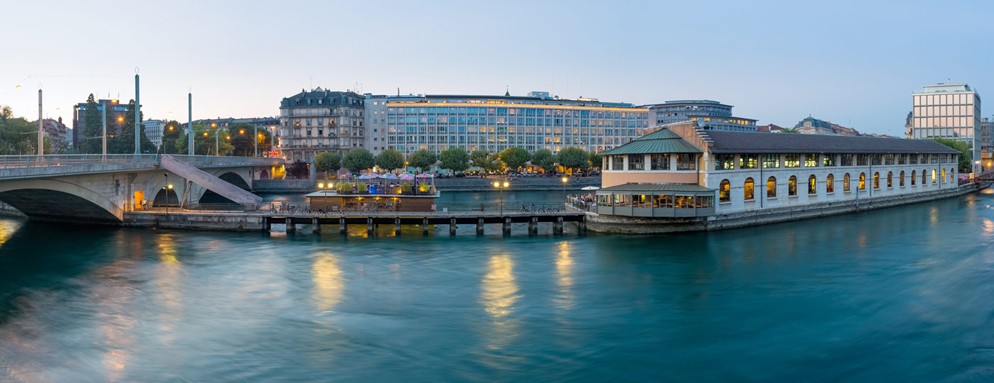Discover the city of Geneva – a world of its own