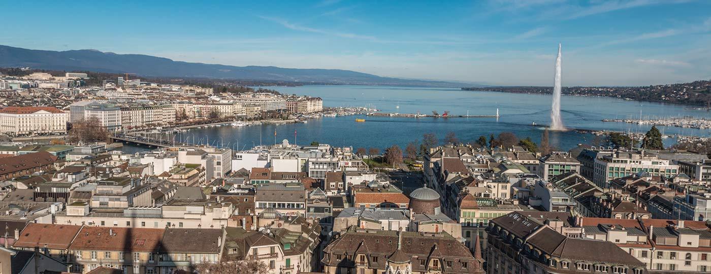 Eine Auszeit an den Ufern des Genfer Sees...