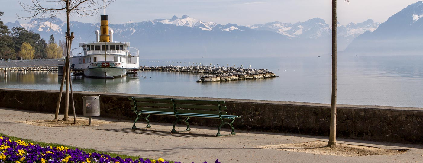 Soak up the gentle lifestyle of Lausanne
