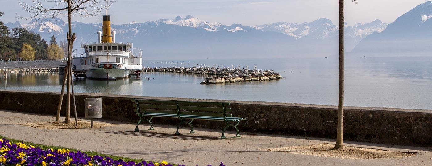 Erleben Sie den entspannten Lifestyle von Lausanne