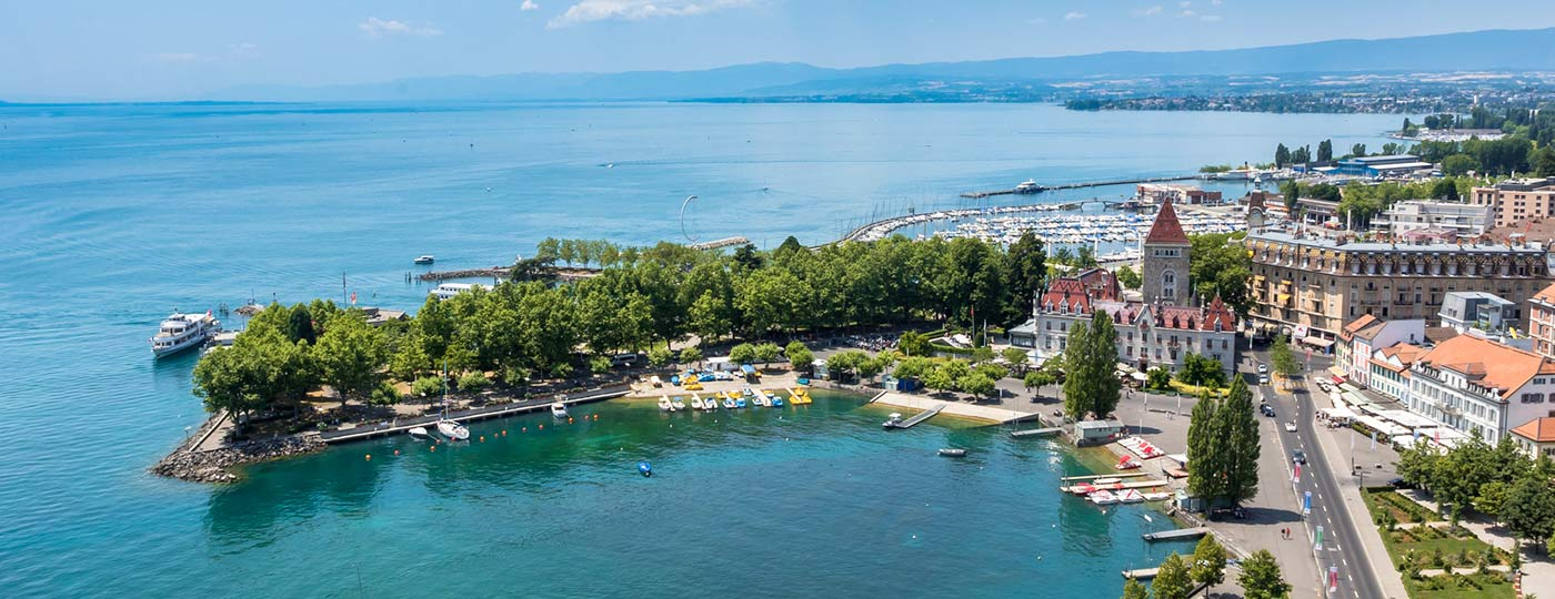Gentle living, sport and culture, the winning combination of Lausanne