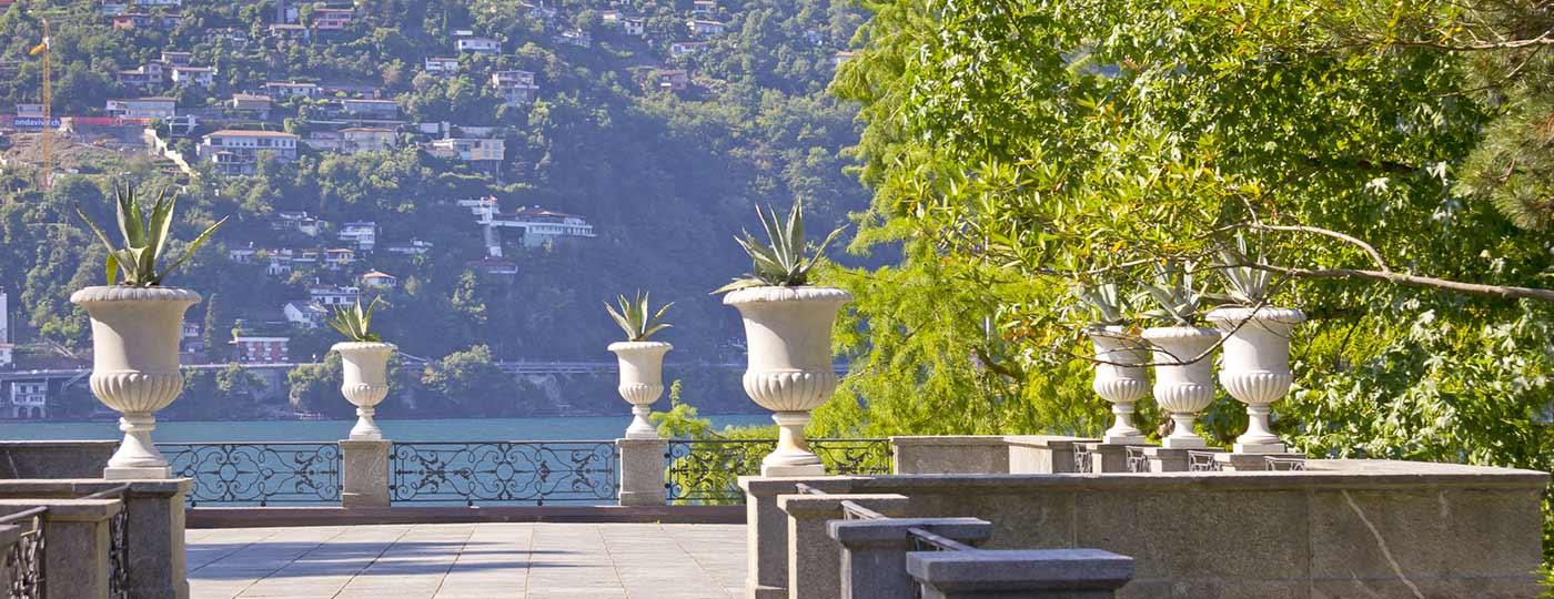 Locarno: Bezaubernde Stadt am Lago Maggiore