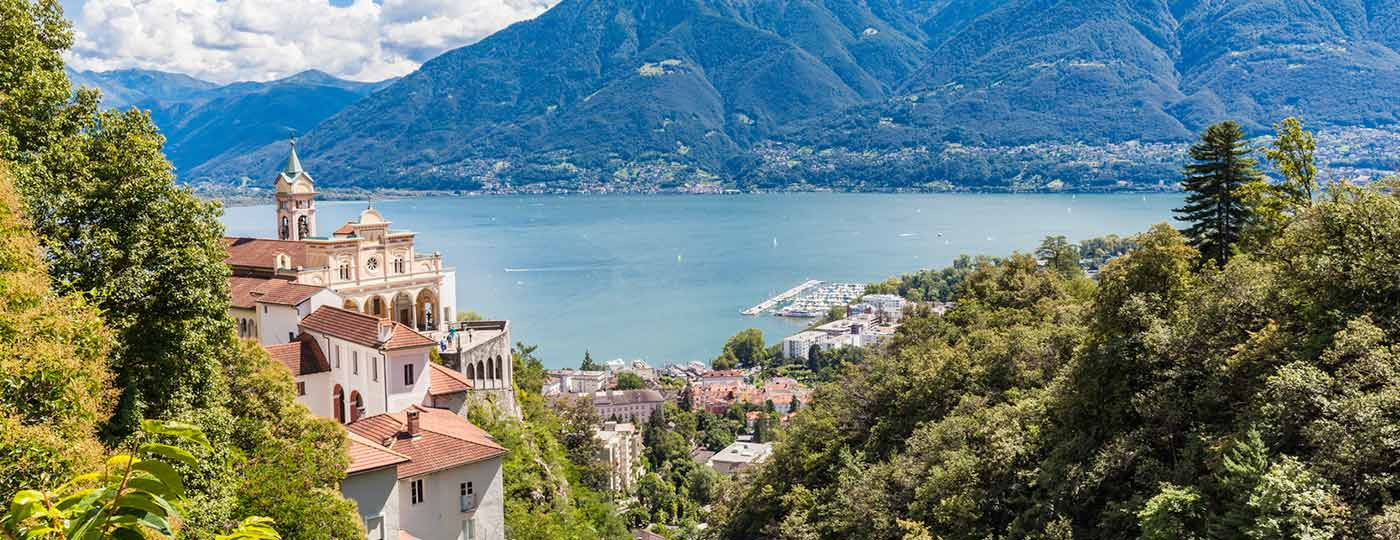 Locarno: Swiss capital of cinema takes on dolce vita accents