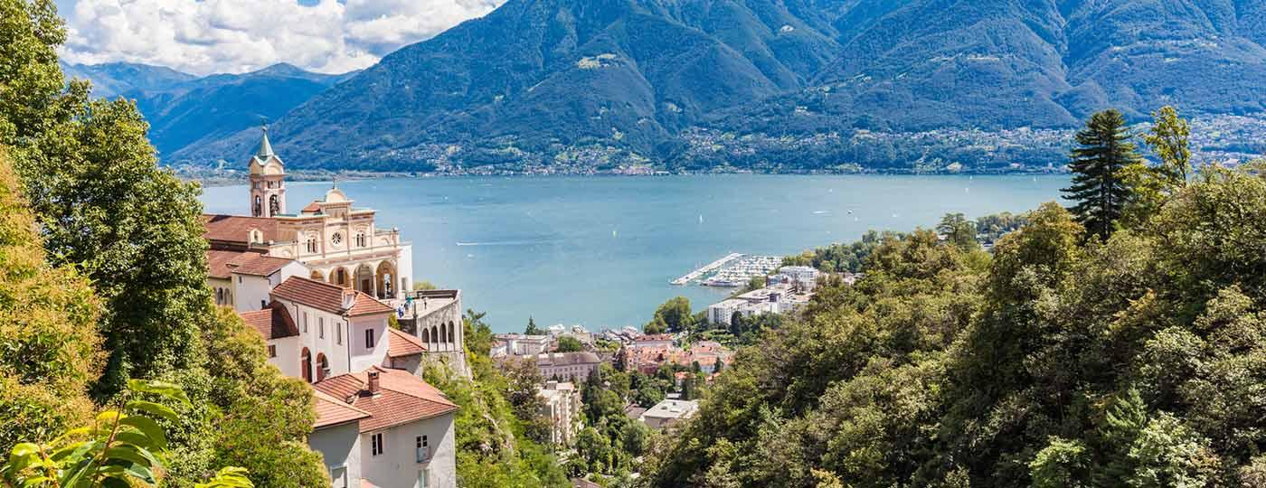 Locarno: Schweizer Kinohauptstadt mit mediterranem Charme