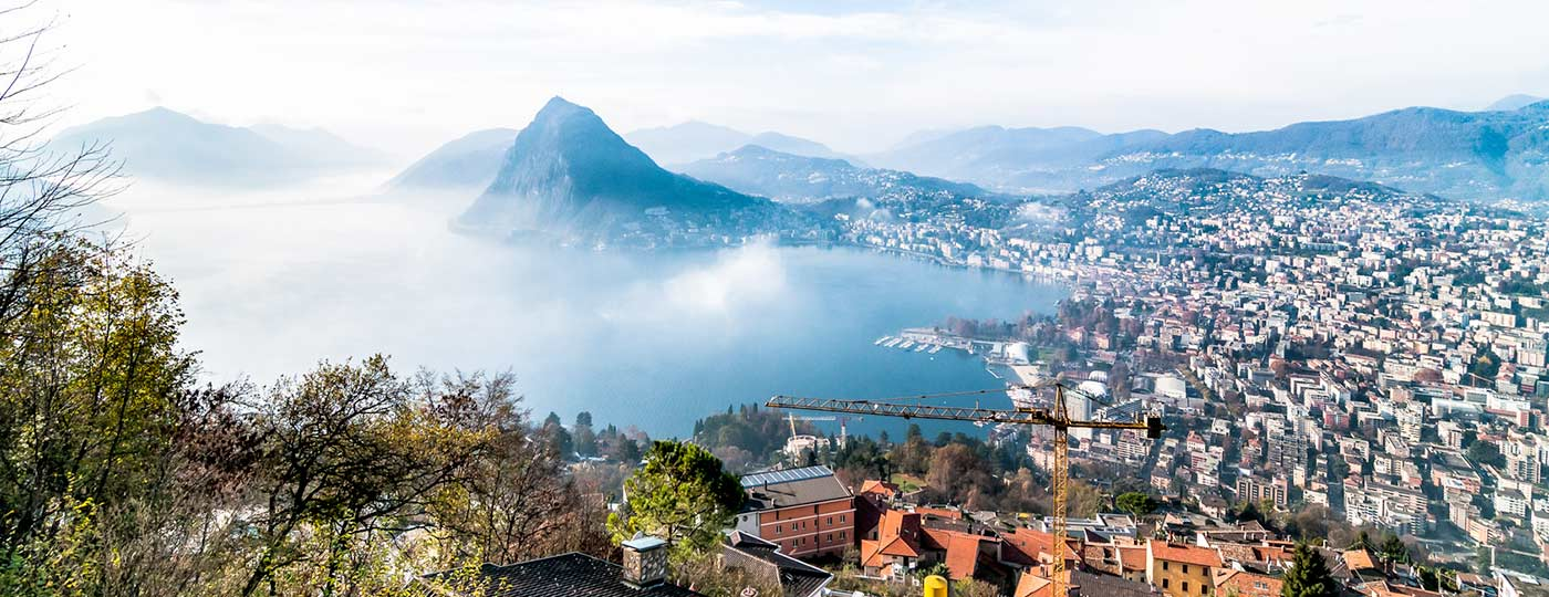Picturesque and enchanting walks in Lugano and around