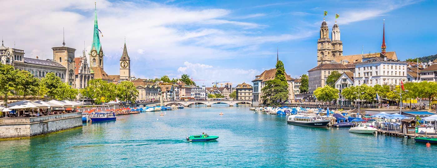 Ein Vorgeschmack auf die eigenwillige und lebendige Atmosphäre von Zürichs beliebtestem Viertel: Oerlikon